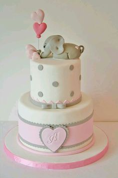 Occasion cakes, cupcake cookies, elephant birthday cakes, elephant cakes, e Elephant Birthday Cakes, Elephant Baby Shower Cake, Elephant Cakes, Animal Birthday, Baby Elephant, Pretty Cakes, Cute Cakes, Beautiful Cakes, Baby Cakes