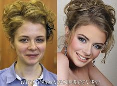 Make-Up Artist Transforms Women in Stunning Before and After Photos - My Modern Metropolis