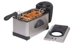 Elite Cuisine by Maxi-Matic 3.5-Quart Electric Deep Fryer