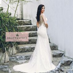 Kollektion 2021 bei uns ♡ Mermaid Wedding, Wedding Dresses, Fashion, Bride Dresses, Moda, Bridal Wedding Dresses, Fashion Styles, Weeding Dresses, Weding Dresses