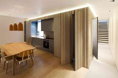 An Apartment In Maida Vale Features A Hidden Kitchen