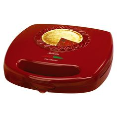 Sunbeam Red Sunbeam Mini Pie Maker