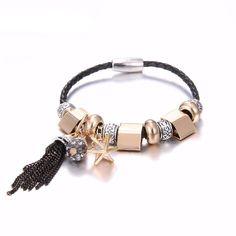 Metal Beads Rope Bracelet – Festyl #earrings #vintageearrings #dropearrings  #jewelrydesign #jewelrygram #jewelrystore #jewelrylovers #jewelrysales #jewelrytrends  #bohostyle #bohemian #accessories #jewelry #instajewelry #bluejewerly #jewelrygram  #ootd  #shoppingday #shopoholics #styleinspo #whatiwore #ladystyle #elegantstyle #ladiesnightout #ladiesnight #girlsnight #womanshop #womanstoreings