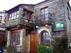 O Cebreiro, Spain - i stayed here on camino. long story probably only important to me.