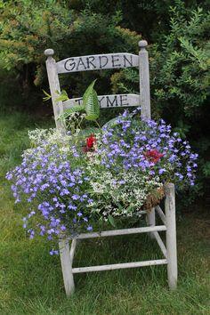 Garden Thyme Chair