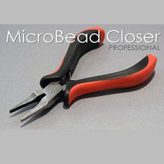 Micro Bead Pliers Beauty Shop, Hair Tools, Cut And Color, Hair Extensions, Bead, Hair Beauty, Weave Hair Extensions, Extensions Hair, Beads