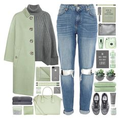 """""""#874"""" by giulls1 ❤ liked on Polyvore featuring River Island, Burberry, NIKE, Givenchy, Rough Fusion, Clinique, Davines, Mario Badescu Skin Care, Martex and Juliska"""