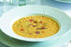 Hrachovka | Apetitonline.cz Czech Recipes, Cheeseburger Chowder, Food And Drink, Cooking, Soups, Style, Kitchen, Swag, Soup