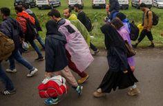 Menekültek Horvátország