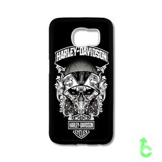 Sell Harley Davidson Skull One American Motor Cycle Samsung Cases cheap and best quality. *100% money back guarantee