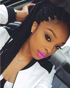 Superb Braided Hairstyles Fishtail And Africans On Pinterest Short Hairstyles For Black Women Fulllsitofus