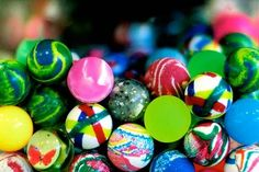Weekend Project:  Make Your Own Bouncy Balls