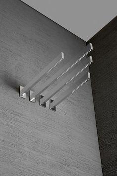 Soffione a muro con sistema anticalcare TIME | Soffione a muro - Rubinetterie 3M