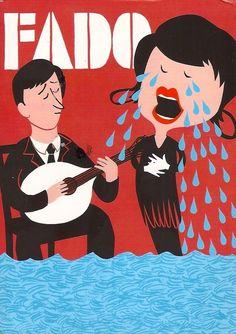 Fado (by 9teen87's Postcards)