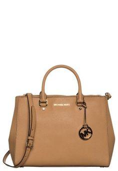 Michael Kors SUTTON - Handtasche - suntan für 349,95 € (18.02.15) versandkostenfrei bei Zalando bestellen.