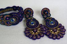 Soutache Beading How To   Soutache Bracelet - Fairy Tales of the Orient. ...   Soutache beading