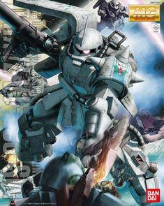 Zaku II Shin Matsunaga Custom 115 MS-06R-1A VER.2.0 MG 1/100 - Gundam Toys Shop, Gunpla Model Kits Hobby Online Store, Diorama Supply, Tamiya Paint, Bandai Action Figures Supplier