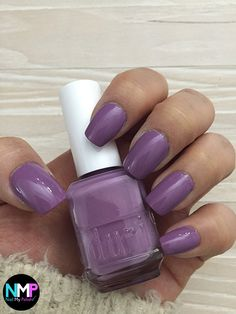 Purple Nail Polish, Nail Polish Colors, Purple Reign, Pretty Nails, Swatch, Nail Designs, Hair Makeup, Nail Art, Cosmetics