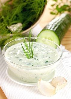 #recette du Tzatziki rapide et facile !