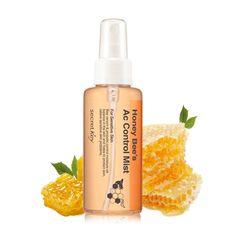Secret Key - Honey Bee's AC Control Mist 100ml [ Sesentive / Troubled skin ] - Secret Key Beautynetkorea