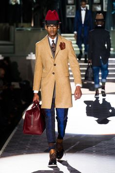 DSquared2 Autumn (Fall)   Winter 2013. Hoorah for the pants. Winter Suit 78e346b512cb