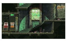 London Underground vertical shafts I always wanted to create my own version of the classic Castlevania staircase backgrounds, even cooler if that gets t. The Mummy Demastered - 17 Environment Concept Art, Environment Design, Pixel Art, Game Background, Game Design, Art Tutorials, Game Art, Illustration Art, Illustrations