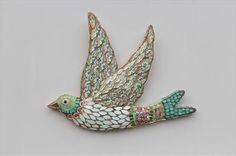 Bird 1 (Sold as pair with bird 2) - Rah Rivers