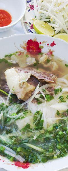 ベトナム料理 - フォー(Vietnamese noodle Pho)