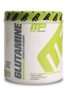 Find the lowest price on Muscle Pharm Glutamine - a top Recovery (Post-Workout) Supplement - at strength.com with free shipping on orders over $65.