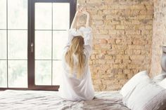 6 Yoga Stretches and Techniques to Help You Have the Best Sleep Ever
