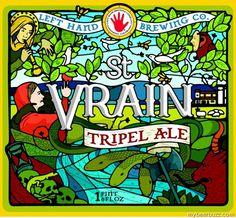 Left Hand St Vrain Tripel Returns in 2013