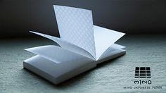 3120 Mino Japanese paper memo block
