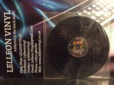 Def Leppard Hysteria LP Album Vinyl Record HYSLP1 A1/B1 Rock 80's (NO SLEEVE) Music:Records:Albums/ LPs:Rock:Hard