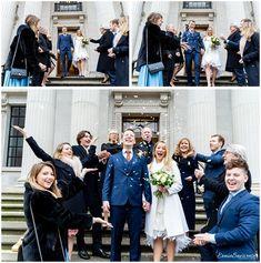 Old Marylebone Town Hall Wedding - Ernie Savarese Photographer