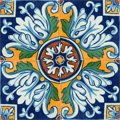 Mexican Tile Bernal