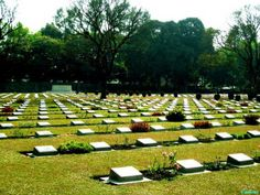 War Cemeteries War memorials from the twin victory over the Japanese, which took place in Imphal and Kohima in the northeast India in 1944.