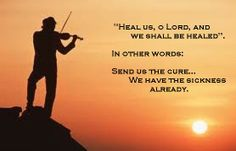 "Fiddler on the Roof ""Heal us O Lord"""