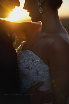 The Venue Wedding - Sunset Couple - Gingerale Photography
