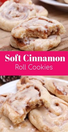 Soft & Fluffy Cinnamon Roll Cookies Recipe | Moms Recipes