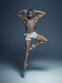 Eric Underwood - Ballet Dancers Strength And Sacrifice Captured In Stunning Photo Series What Lies Beneath