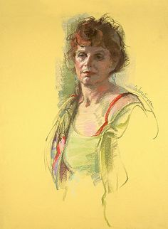 Judith Carducci Pastel Portraiture Paintings