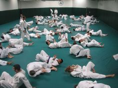 Gracie Jiu-Jitsu programs for kids...the boys are doing this now along with their karate...pretty cool!