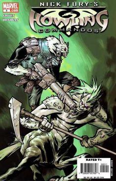 Nick Fury's Howling Commandos 5