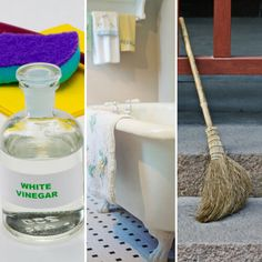 These cleaning hacks will save you loads of time and make cleaning a little less painful. Click through to read this list of amazing cleaning tips.