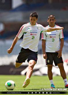Entrenamiento previo al partido ante EUA #mexico #futbol #soccer #sports