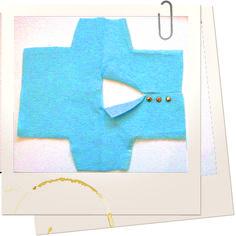 peter rabbit coat layout polaroid
