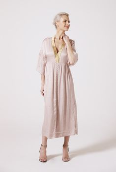 196 € Every detail in this dress was handmade by artisans. Enjoy the pleasure of wearing a unique piece. Duster Coat, Artisan, Shirt Dress, Clothes For Women, Detail, Unique, How To Wear, Jackets, Handmade