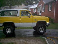 Sharp! 1984 k5 Blazer