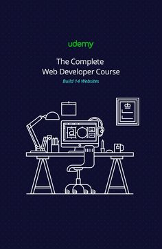Learn to make beautiful interactive websites, build mobile apps, and earn money from your new skills. This is the most comprehensive, cost-effective and career-enhancing course you'll find on the web – or your money back.  No pre-knowledge required - get access to this online course on Udemy before the sale ends.
