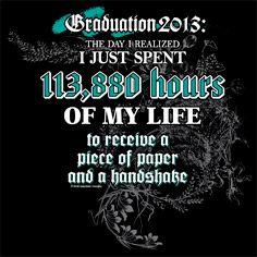 I spent HOW LONG????